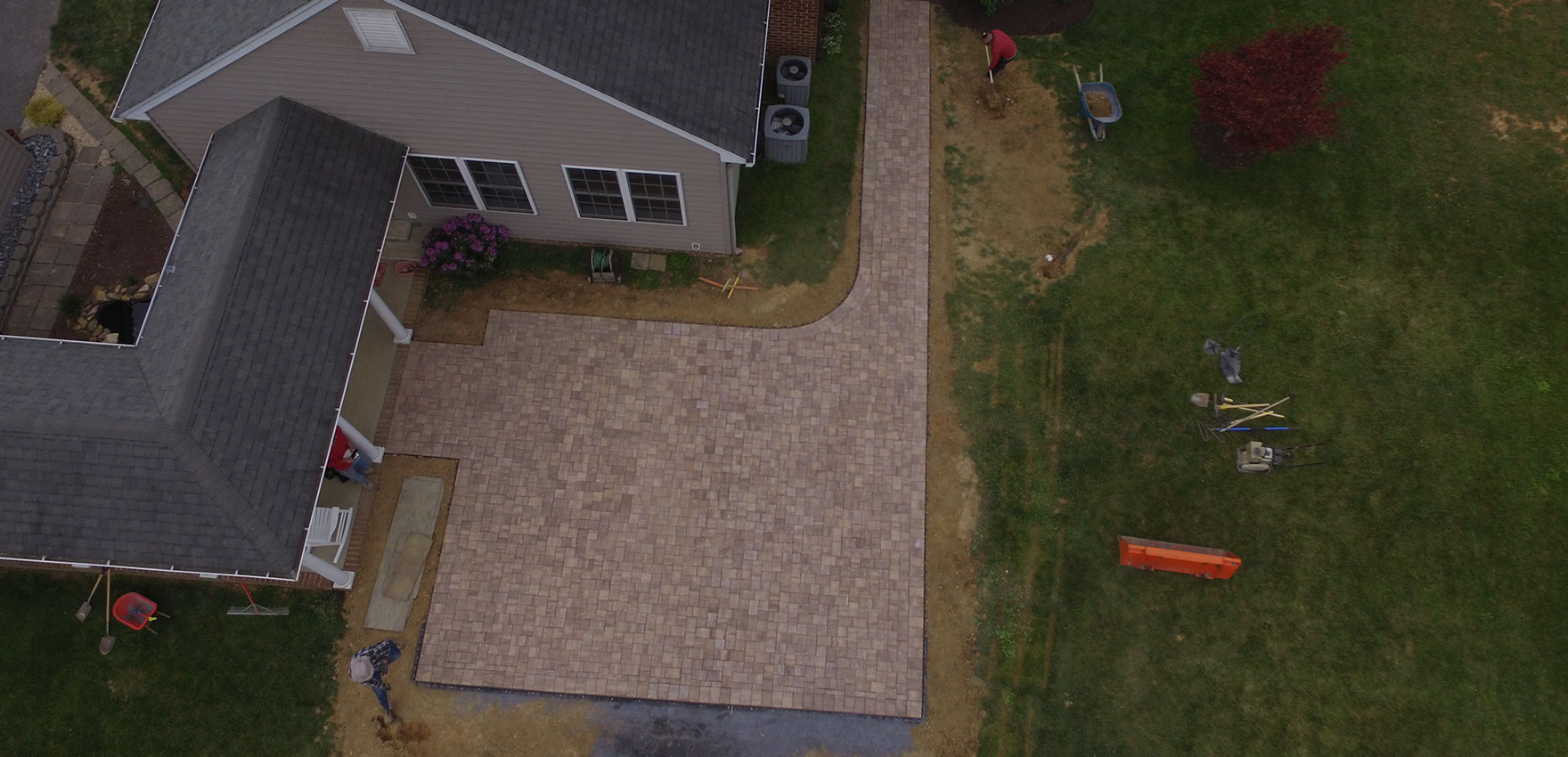 Albemarle County Landscaping Photo