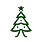 Virginia Christmas Shop Icon